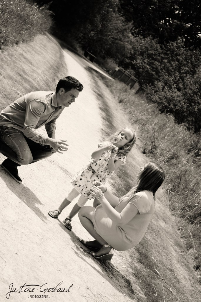 Mélanie, Fred et Léa 2